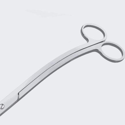A close up of scissors